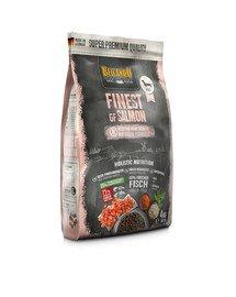 Finest Grain Free Salmon XS-M 4 kg sucha karma dla psa łosoś