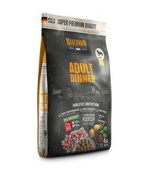 Adult Dinner 4 kg sucha karma dla psów o normalnej aktywności
