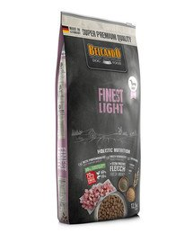 Finest Light XS-M 12.5 kg sucha karma dla psów małych i średnich ras z nadwagą