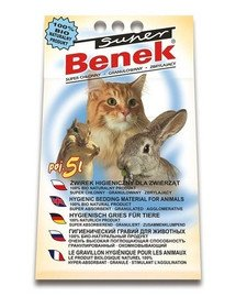 BENEK Super Compact uniwersalny 5 l x 2 (10 l)