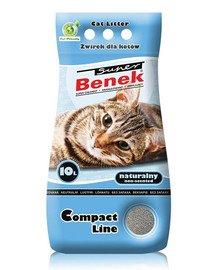 BENEK Super compact niebieski 10 l x 2 (20 l)