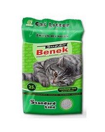 BENEK Super Standard zielony las 25 l x 2 (50 l)