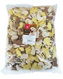 Ciastka dla psów Zwierzaki Mix 10 kg