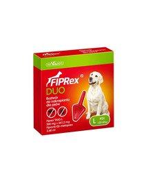 Fiprex Duo L Preparat na kleszcze i pchły dla psa rasy duże