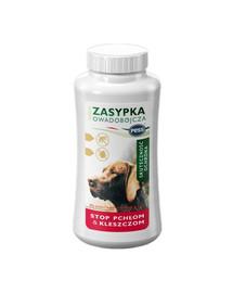 Sunia Zasypka owadobójcza przeciw pchłom i kleszczom dla psów i kotów 100 g
