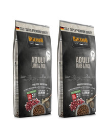 BELCANDO Adult Lamb & Rice 25 kg (2x12.5 kg) sucha karma dla psów wrażliwych jagnięcina i ryż