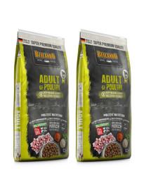 BELCANDO Adult Grain Free Poultry M-XL 25 kg (2x12.5 kg) sucha karma dla psów
