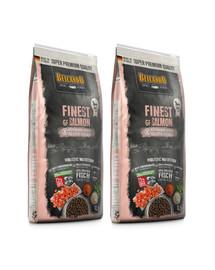 BELCANDO Finest Grain Free Salmon XS-M 25 kg (2x12.5 kg) sucha karma dla psa łosoś