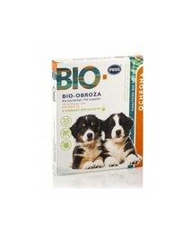 BIO Obroża pielęgnacyjno-ochronna z naturalnymi olejkami eterycznymi dla szczeniąt 35 cm