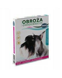 Pess-Per Obroża owadobójcza dla psów zapachowa 60 cm