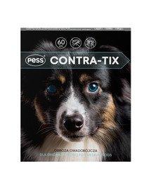 Contra-Tix Obroża owadobójcza dla średnich psów 60 cm