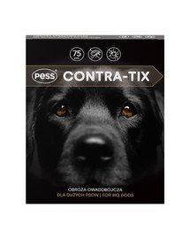 Contra-Tix Obroża owadobójcza dla dużych psów 75 cm
