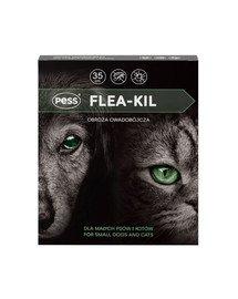 Flea-Kil Obroża owadobójcza dla małych psów i kotów 35 cm