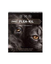 Flea-Kil Obroża owadobójcza dla dużych psów i kotów 75 cm
