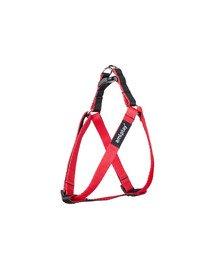 Twist Szelki regulowane M 30-55 x 1,5cm Czerwony