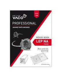 Professional MauseBook Lep na myszy i szczury 1 szt.