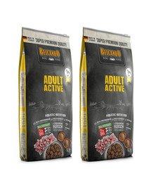 BELCANDO Adult Active 25 kg (2x12.5 kg) sucha karma dla psów o podwyższonej aktywności