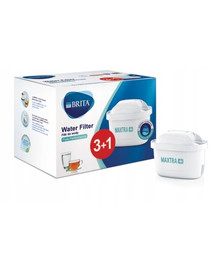 Maxtra+ Pure Performance Wkłady filtrujące 4 szt. (3+1)
