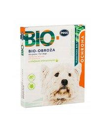 PESS Obroża biologiczna 60cm pies
