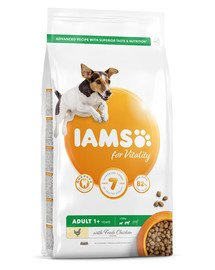 For Vitality Adult Small & Medium Breed Chicken 5 kg