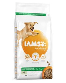 For Vitality Adult Large Breed Lamb 12 kg