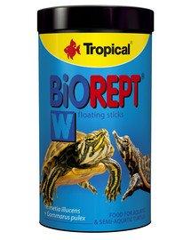 Biorept W pokarm dla żółwia 1000ml/300g