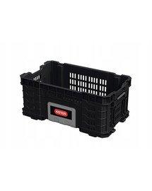 """Keter Gear Crate 22"""" Skrzynka narzędziowa Czarny"""
