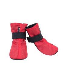Bristol Buty dla psa M 6 x 7 x 10 cm Czerwony
