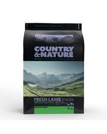 Lamb with Turkey Recipe 3 kg Karma dla psów ras małych i średnich Jagnięcina i Indyk