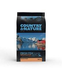 Oceanic White Fish Recipe 14 kg Karma dla psów ras średnich i dużych Ryby białe morskie