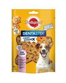Dentastix Chewy ChunX Mini 5 x 68g – dentystyczne przysmaki dla dorosłego psa ras małych i średnich