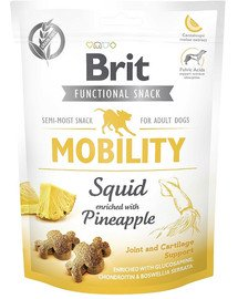 Care Dog Functional Snack Mobility Squid 150 g