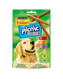Picnic Variety 8x126g (120szt.) przysmaki dla psów