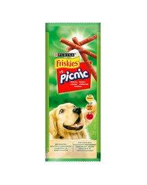 Picnic z wołowiną 32x42 g (160szt.) przysmaki dla psów