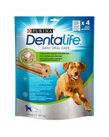 Dentalife Large 142g (4szt.) przysmaki stomatologiczne dla dorosłych psów dużych ras