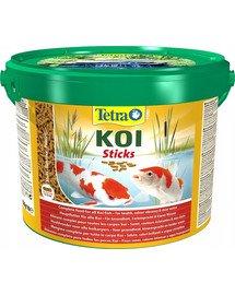 Pokarm Pond KOI Sticks 10 L