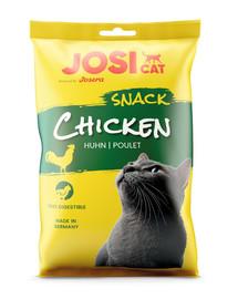 JosiCat Snack Chicken 60g przysmaki z kurczakiem dla dorosłych kotów