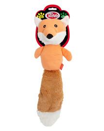 DOG LIFE STYLE Lis czerwony 36cm zabawka pluszowa