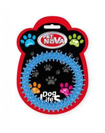 DOG LIFE STYLE Ringo dental 12,5cm, niebieskie, aromat mięta