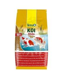 Pond KOI Sticks 50 l Pokarm dla karpi koi