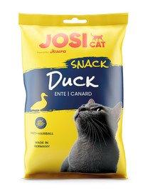JosiCat Snack Duck 60g przysmaki z kaczką dla dorosłych kotów