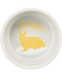 Miska ceramiczna dla królika 240ml/11cm