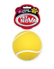 DOG LIFE STYLE Piłka tenisowa 7cm