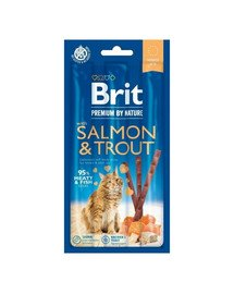 Premium by Nature Cat Sticks Salmon&Trout 15 g