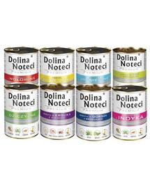 DOLINA NOTECI Premium Mix smaków 10x400g