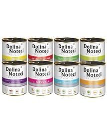 DOLINA NOTECI Premium Mix smaków 20x800g bez ryb