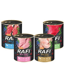 DOLINA NOTECI Rafi Premium Mix smaków 12x800g