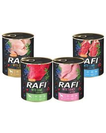 DOLINA NOTECI Rafi Premium Mix smaków 30x800g