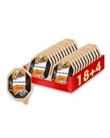 Sauce Speciale z Indykiem i Warzywami 22 x 85g (18 + 4 gratis)
