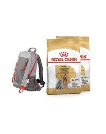 ROYAL CANIN York 2x 7.5 kg - plecak